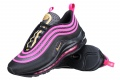 Air Max 97 Ul 17 Gs 917999 - 002 Noir / Rose