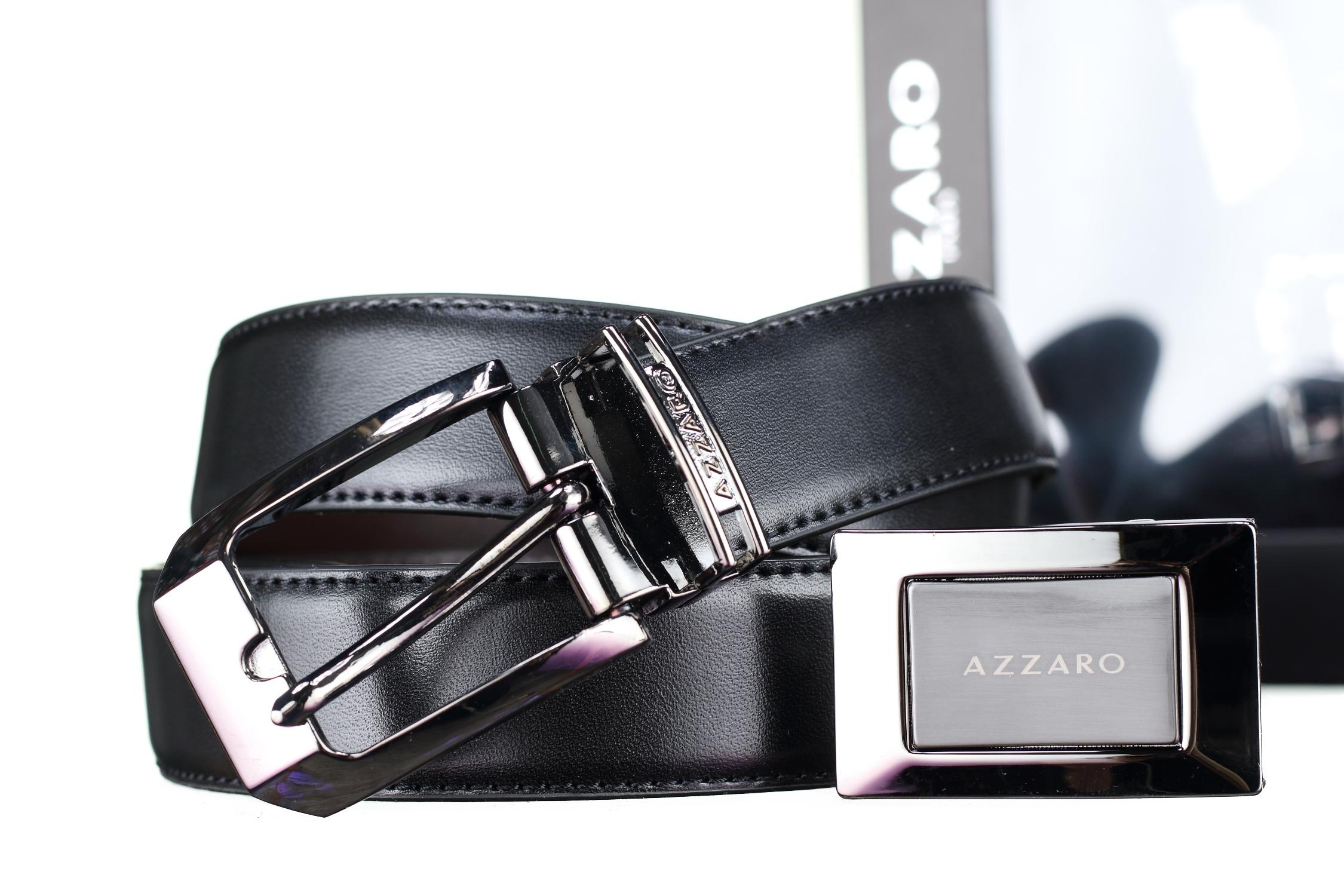 http://www.leadermode.com/137182/azzaro-coffret-2-boucles-884-new-reversible-noir-marron.jpg
