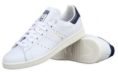 Stan Smith Cq2870 Blanc / Marine