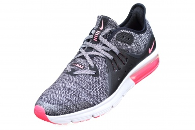 san francisco 96065 8f14c Air Max Sequent 3 Gs 922885 - 001 Noir
