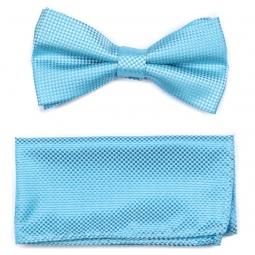 Pique + Pochette Bleu