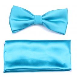 Uni + Pochette Bleu Turquoise