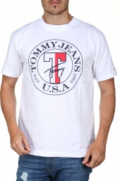 Dm0dm05127 Tommy Circle 100 White