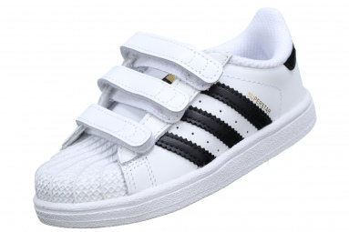 Superstar Cf I Bz0418 White/Black