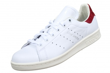 new products 09e70 9fb52 Stan Smith W Aq0887 Blanc Bordeau