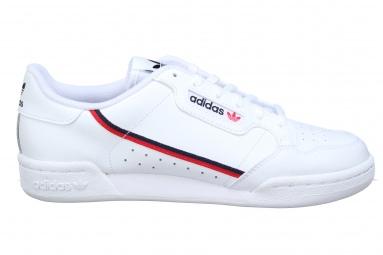 Basket garçon Adidas Continental 80 J F99787 White Leader
