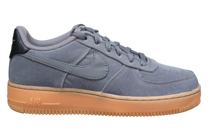 44e1781637bd9 Air Force 1 Lv8 Style Gs Ar0735 - 002 Gris. Nike