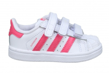 Superstar Cf I Cg6638 Blanc/rose