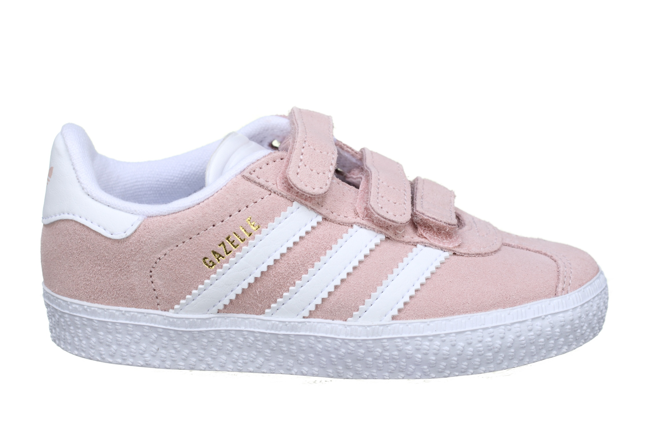 Basket garçon Adidas Gazelle Cf I Ah2229 Rose - Leader Mode -