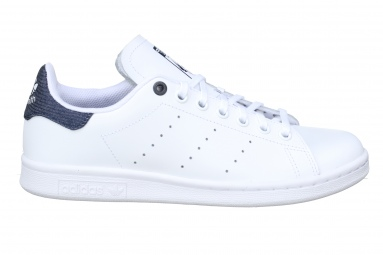 Stan Smith J Ee6173 Blanc / Jeans