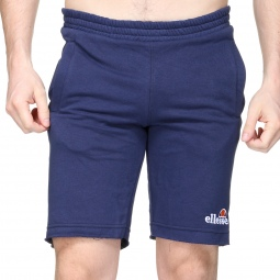 Eh H Short Long Molleton Navy