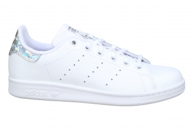 Stan Smith J Ee8483 Blanc/silver