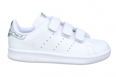 Stan Smith Cf C Ee8484 Blanc/silver