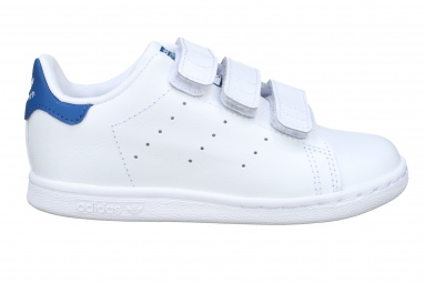Stan Smith Cf I S74782 Blanc/bleu