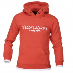 Siclass Hoody Jr 60815916 769b Orange Feu