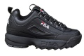 Disruptor Low Wmn 12v Black / Black