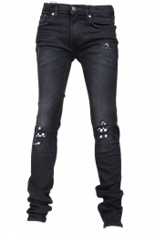 Flash Jr Skinny 60106115d 171de Noir Clean