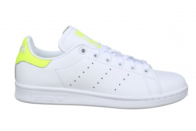 Stan Smith Ee5820 Blanc/jaune