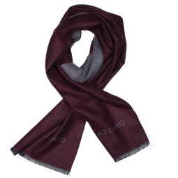 Foulard Uni 1 Bordeaux