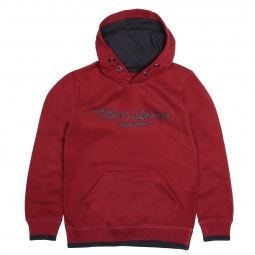 Siclass Hoody Jr 60815916 708a Deep Red