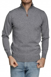6738 Charly Col Camionneu -59 Gris