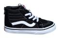 Sk8-hi Zip Vn000xg5y281 Black/white