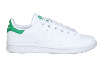 Stan Smith J Fx7519 Blanc/vert