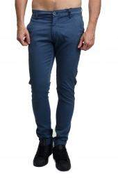 College Pant Azur Blue