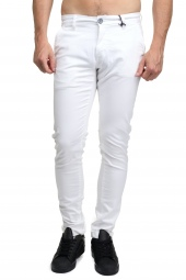 College Pant White
