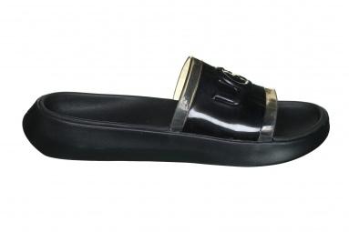 W Hilama Slide 1109592 Black