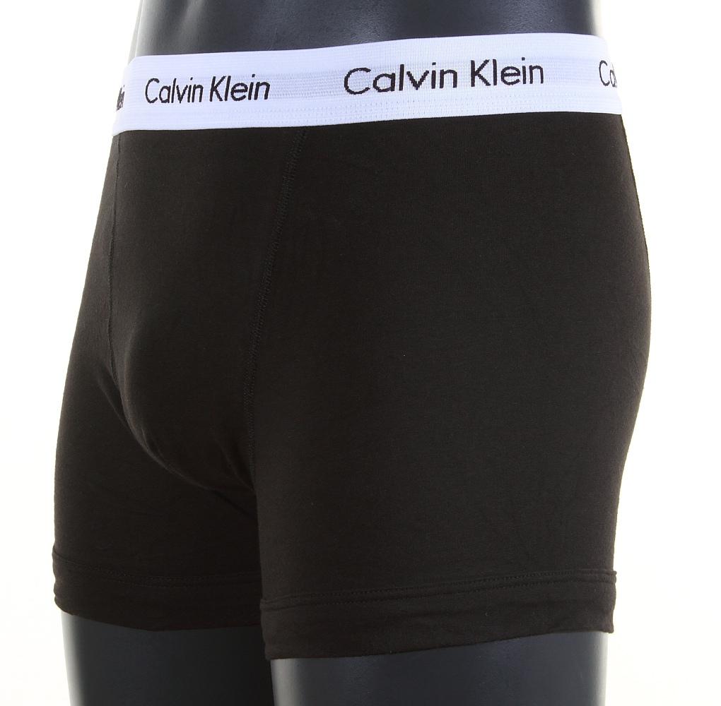 calecon calvin klein boxer pack 3 gris noir blanc leader mode. Black Bedroom Furniture Sets. Home Design Ideas