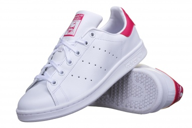 Stan Smith J B32703 Blanc/Rose