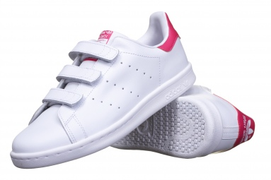 Stan Smith Cf C B32706 Blanc/Rose